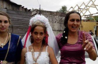 Свадьба у цыган