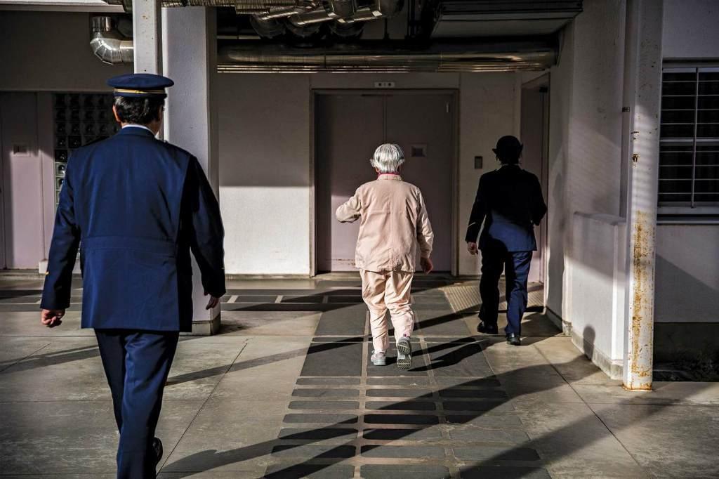 Тюрьма для стариков в Японии