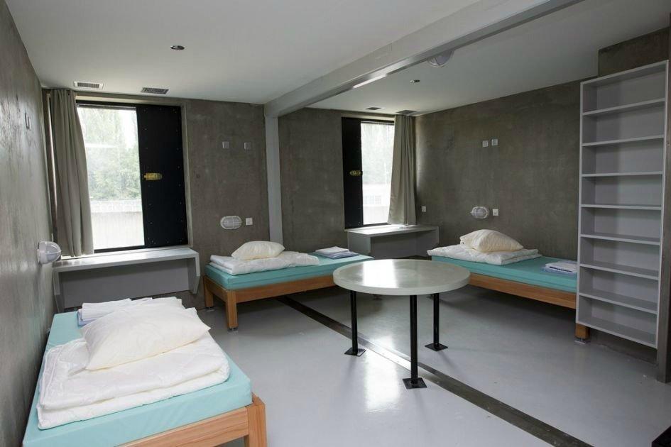 Швейцарская тюрьма