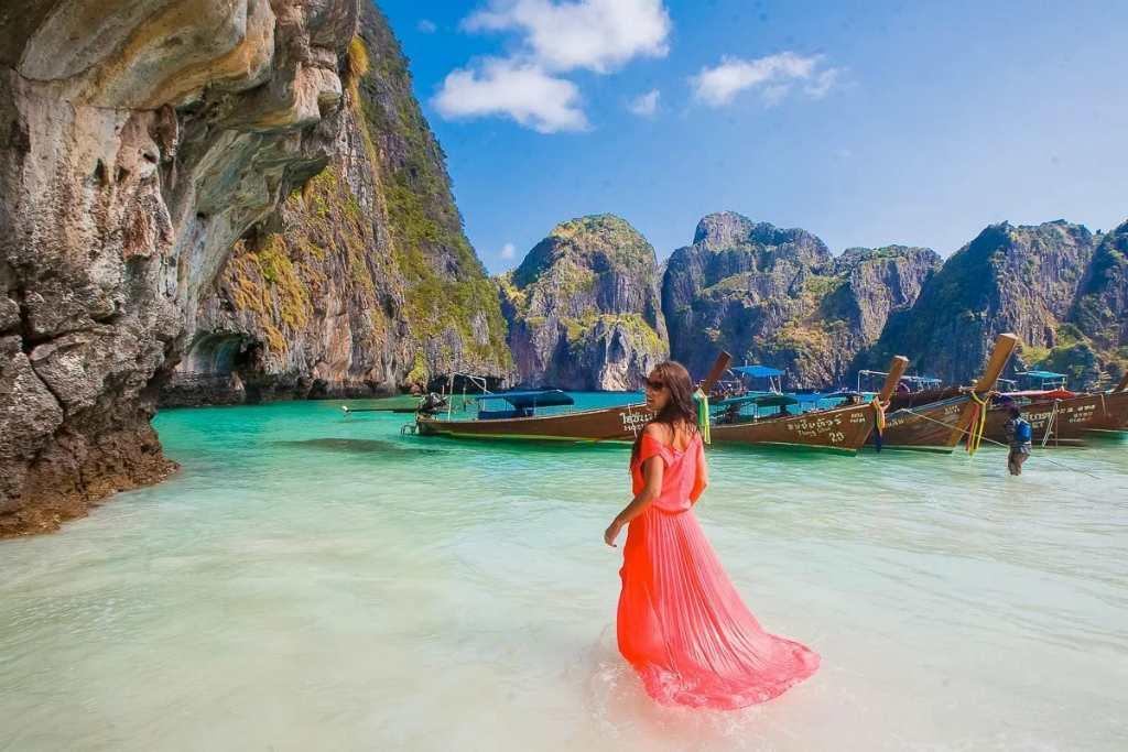 Отдых на пляжах Таиланда