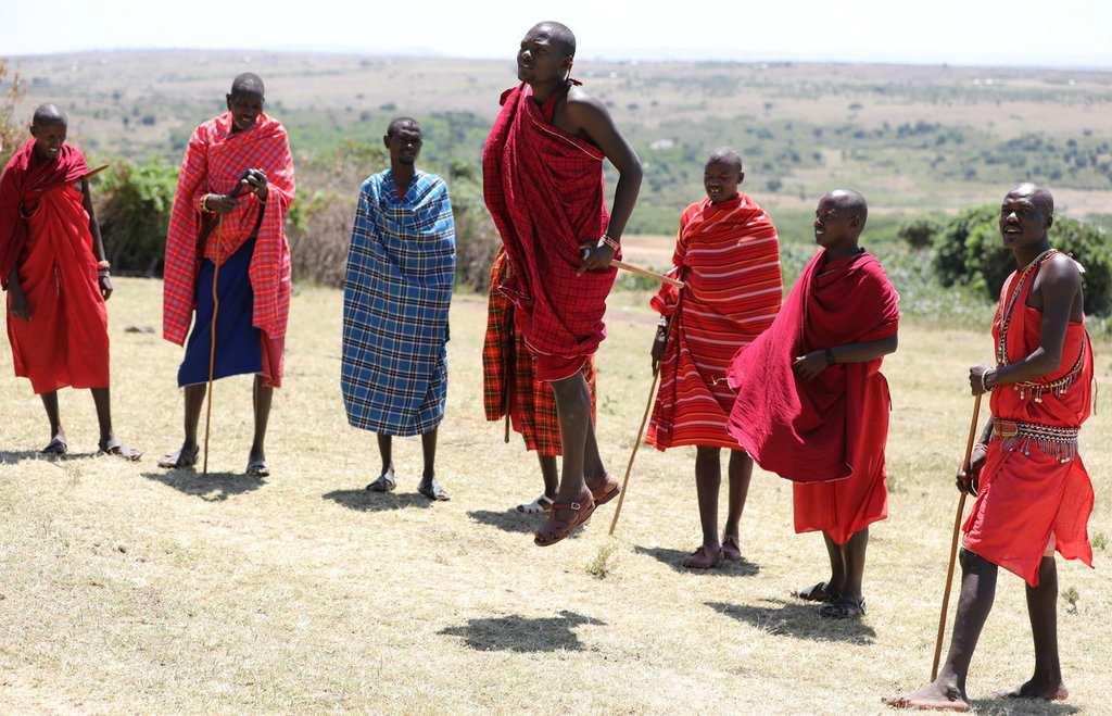 Приветствие в Ботсване