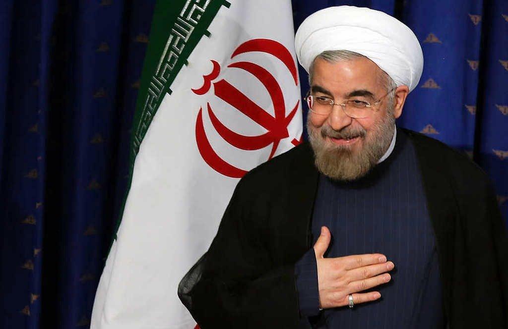 Приветствие в Иране
