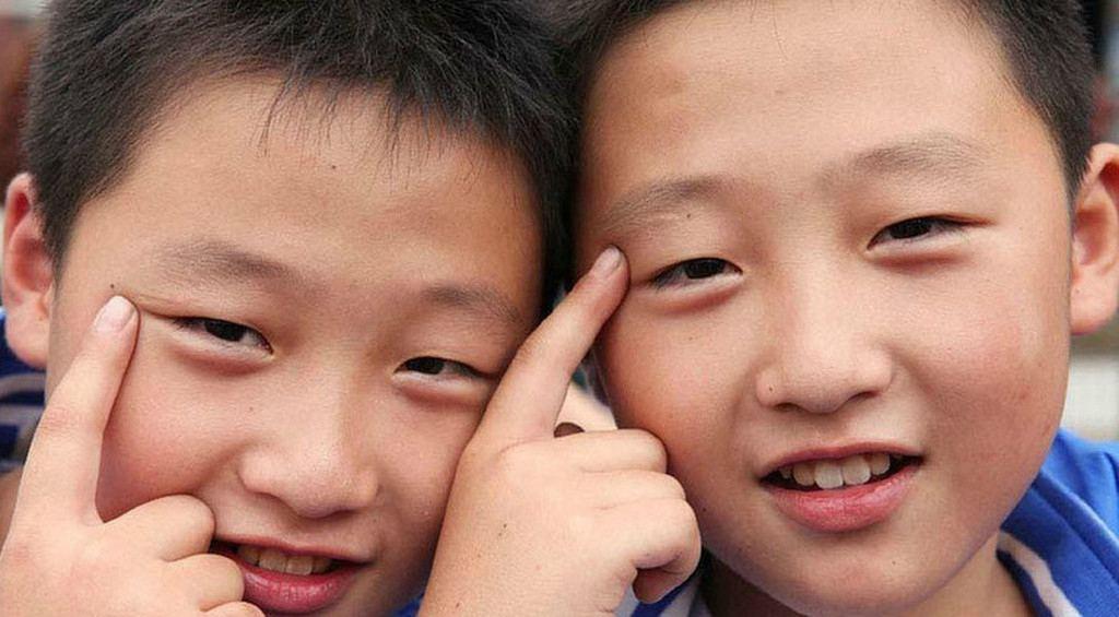 Красота азиатских лиц