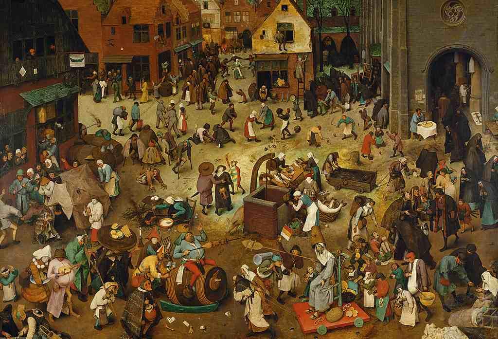 Кариес в Средневековье