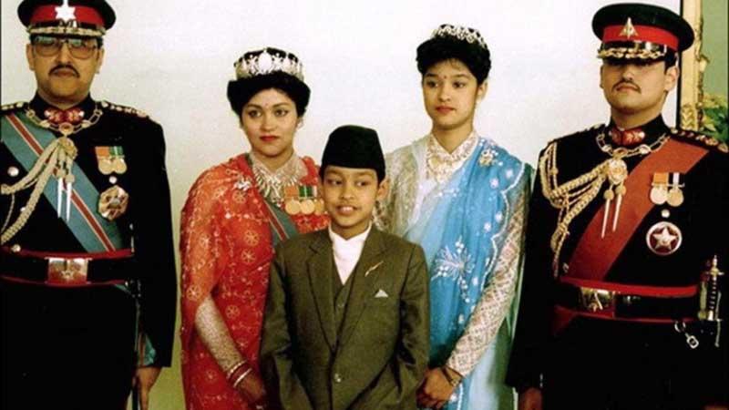 Непал принц-убийца