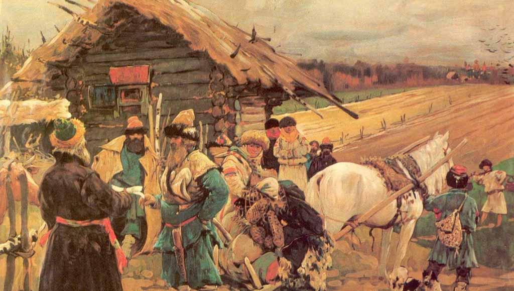 Какая судьба ожидала русских рабынь в Европе