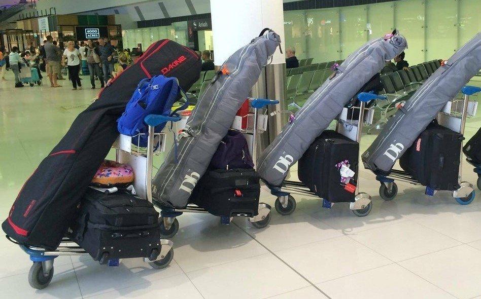 Сверхнормативный багаж