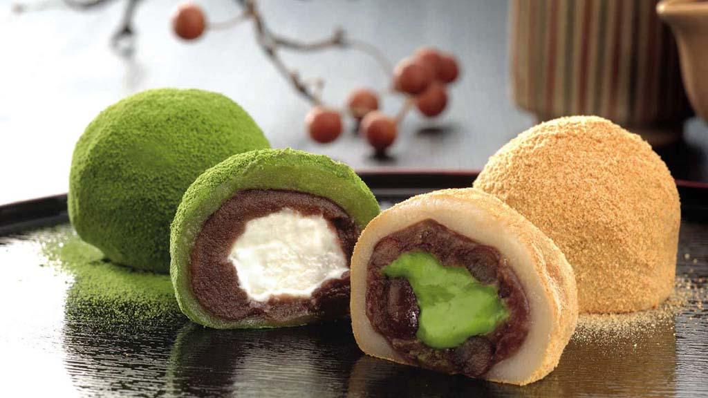 Что такое японские моти и с чем их едят