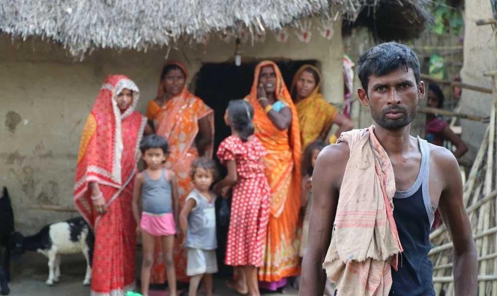 неприкасаемыев Индии