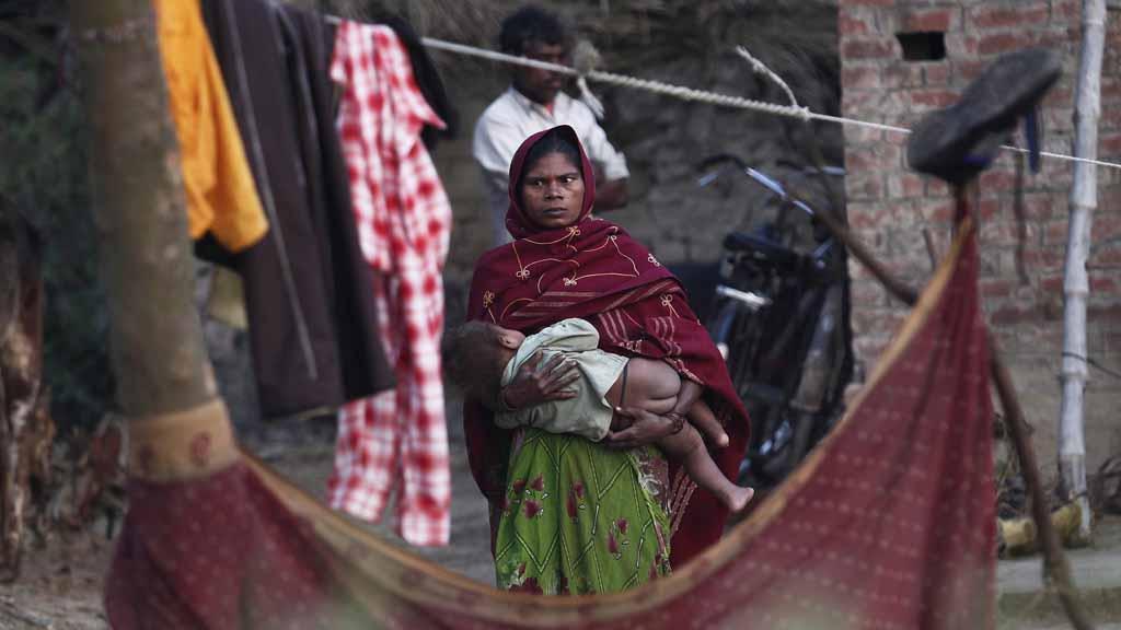 низшая каста вечных изгоев в Индии
