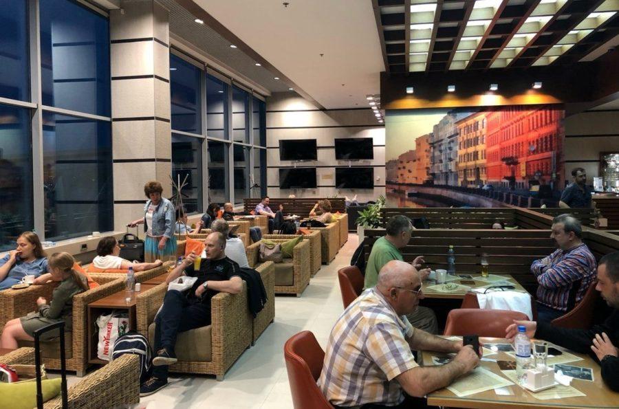Shostakovich lounge в Домодедово