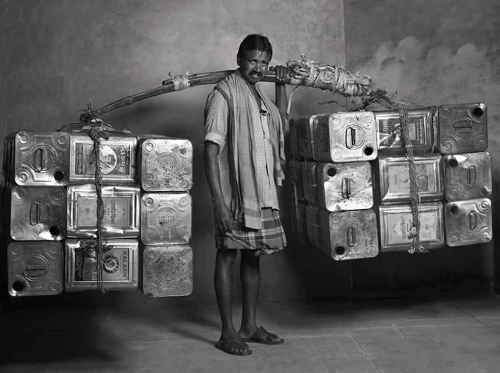 Уникальные профессии в Индии