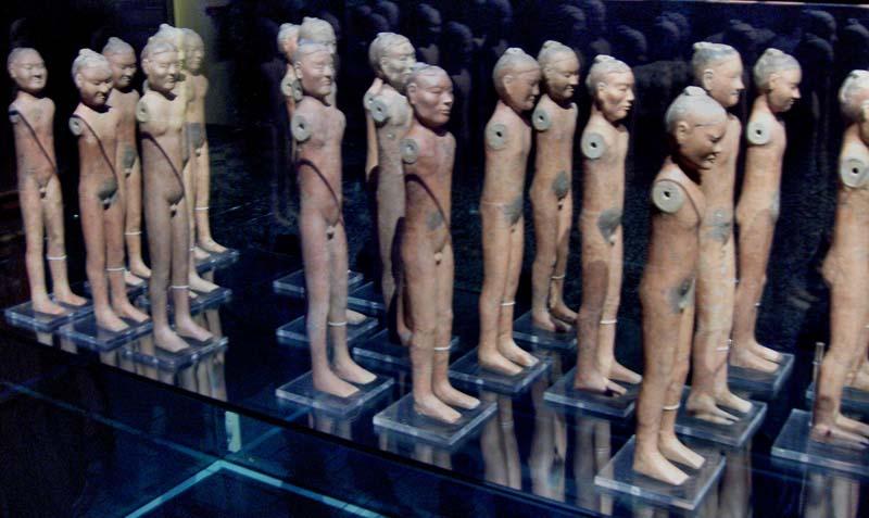 евнухи в Древнем Китае