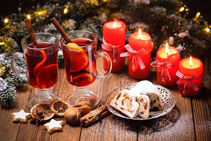 Государства Скандинавии Традиционные рождественские напитки