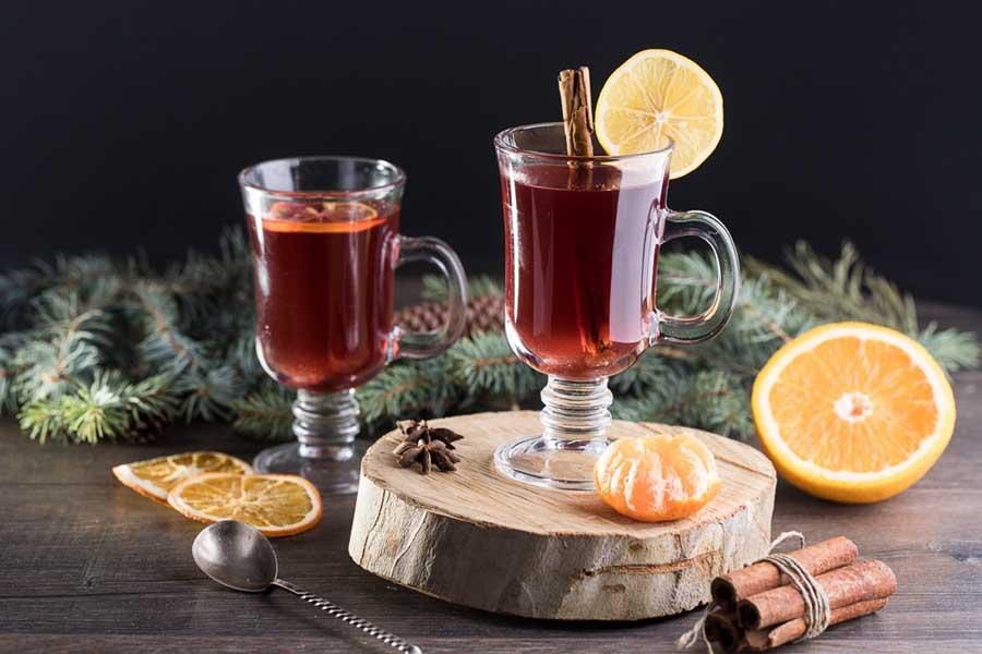 Страны Центральной Европы Традиционные рождественские напитки