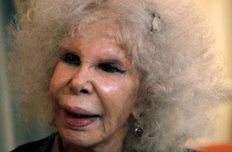Как герцогиня Альба превратилась в безобразную старуху