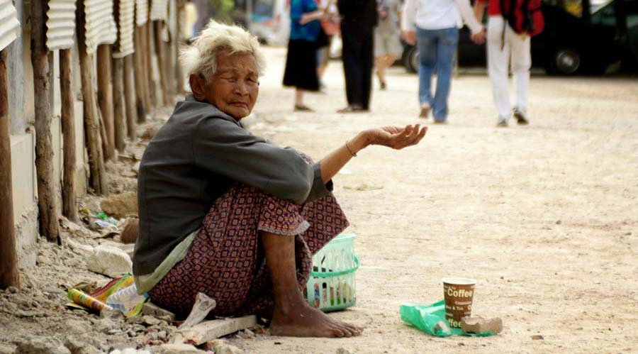 Голод и нищета в 21 веке