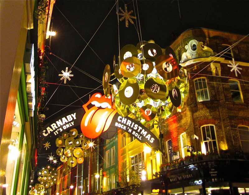 рождественская распродажа Англия