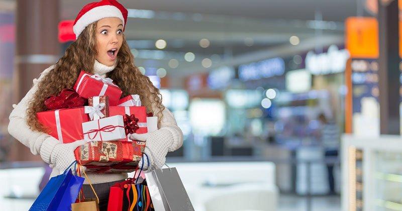 Где проходят самые выгодные распродажи на Рождество и Новый год