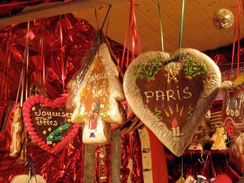 рождественская распродажа Франция