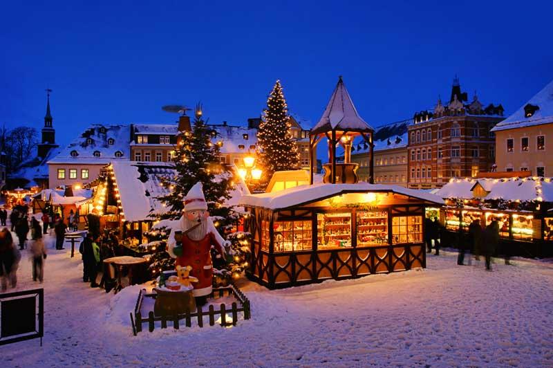 Германия рождественская распродажа