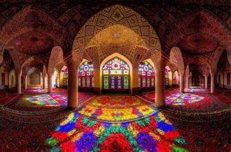 Что такое Радужная мечеть и где она находится