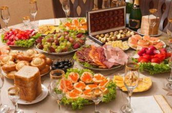 Что едят на Новый год в других странах