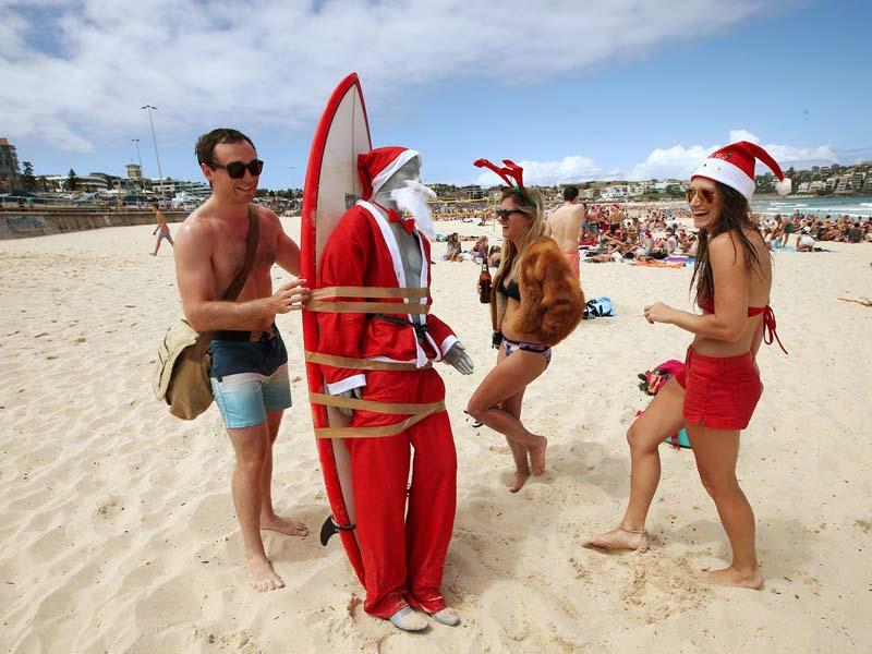Особенности национального Нового года В Австралии