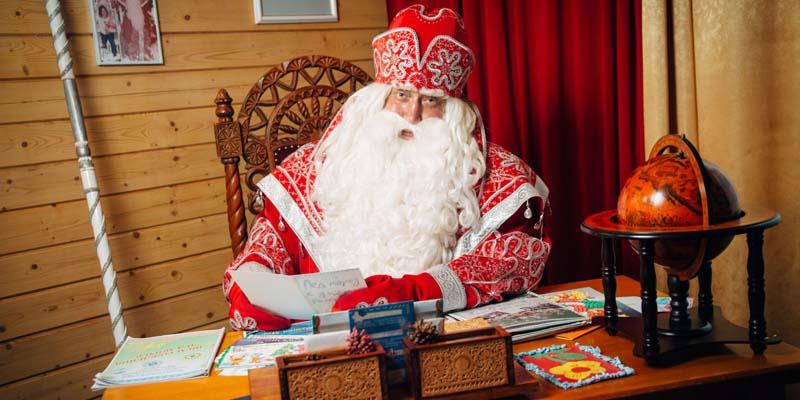 Где оставляет подарки для детей Дед Мороз в других странах