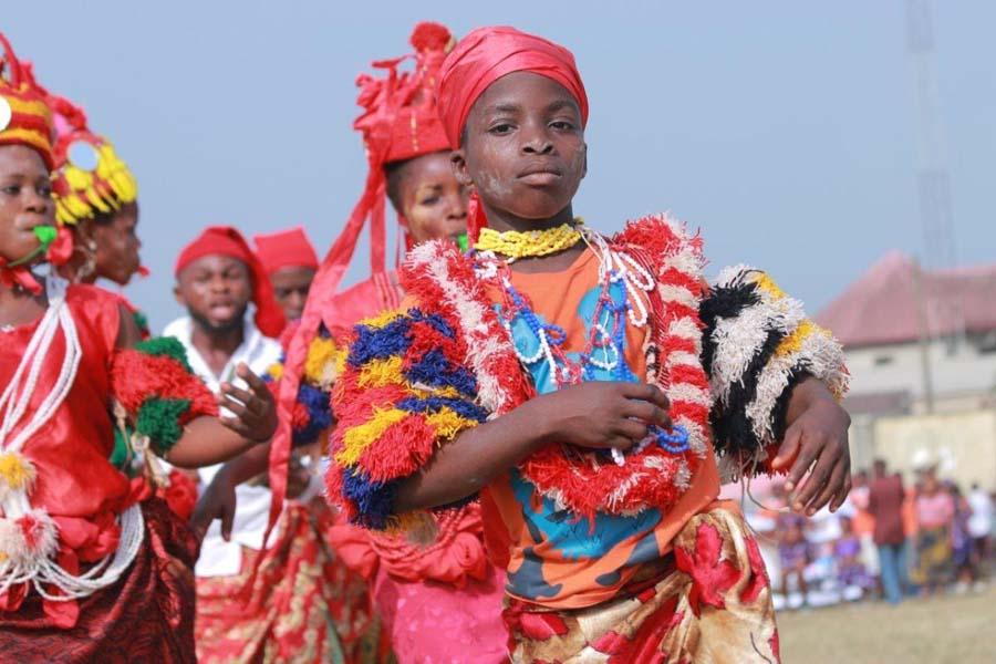 Чем уникально африканское племя аннанг