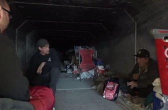Как живут бездомные в Лас-Вегасе?