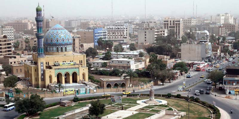 Почему в Багдаде все спокойно?