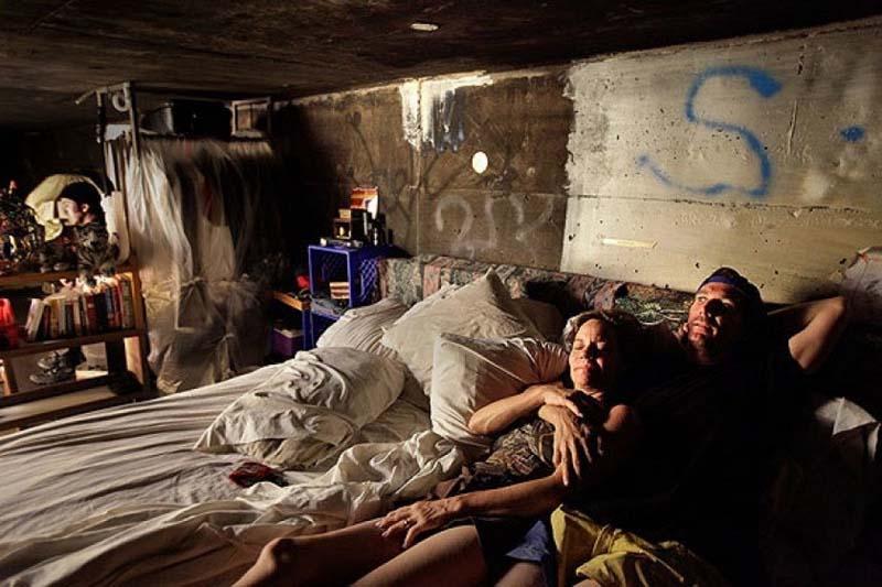 Где живут бездомные Лас-Вегаса