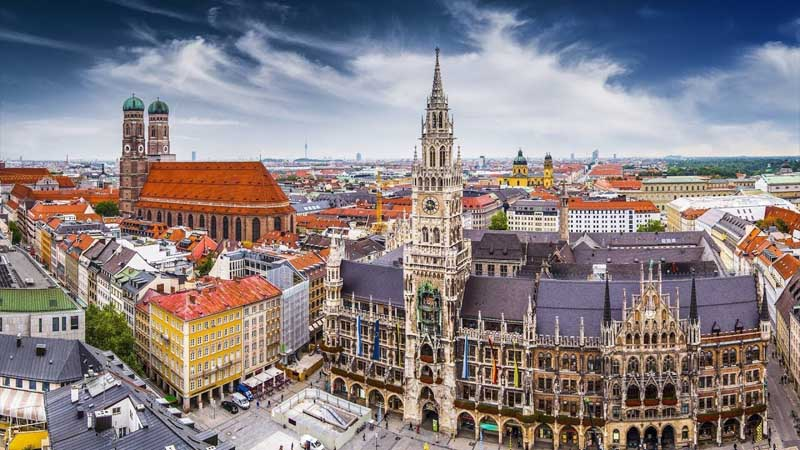 Мюнхен: чем известна столица Баварии?