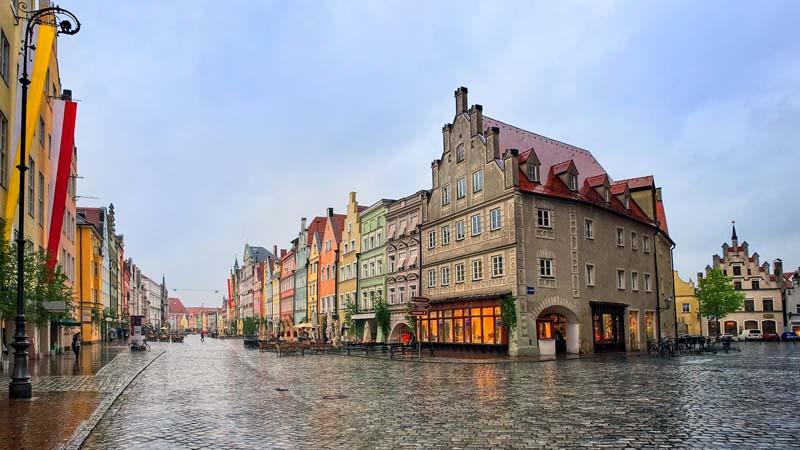 Что следует посетить в Мюнхене