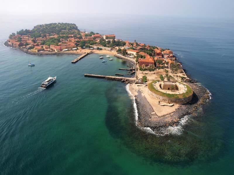 Что такое остров Горе в Сенегале