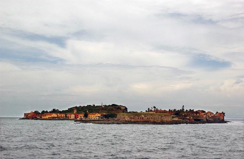 Дом рабов Синегал