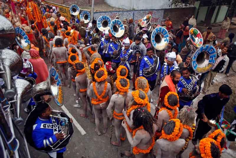 Небезопасные религиозные фестивали в Индии