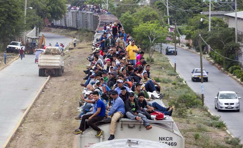 мигранты мексика