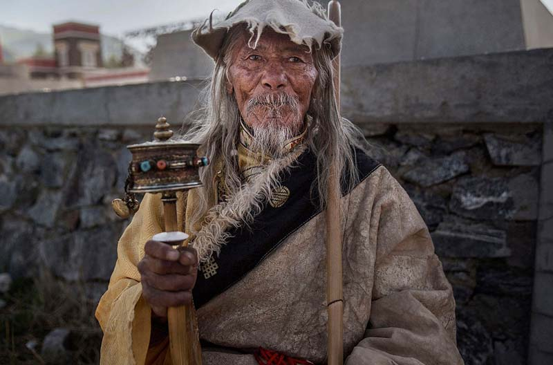 Номады-кочевники Тибета