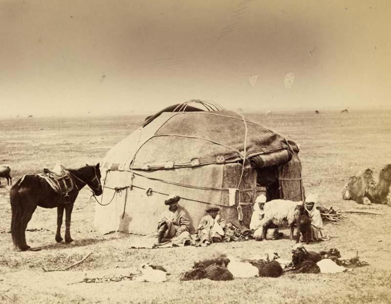 Кто они — кочевники-номады
