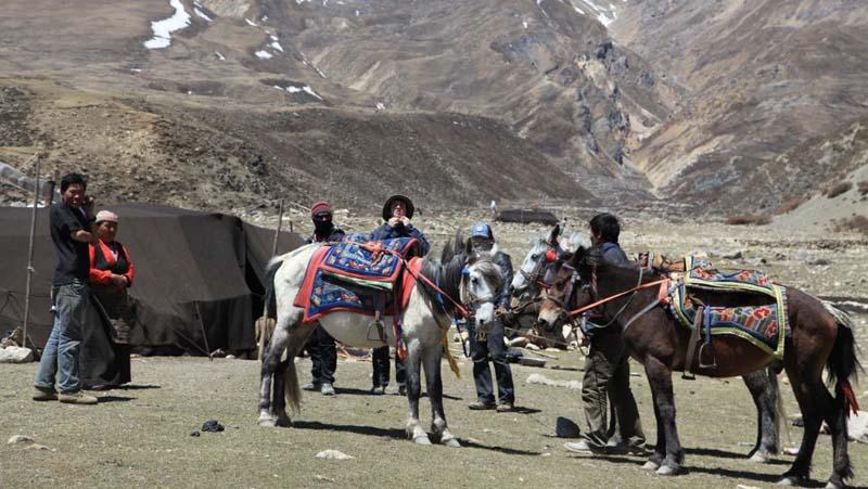 тибетские номады