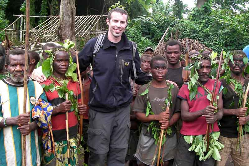 Самые низкие люди на земле: представители племени тва