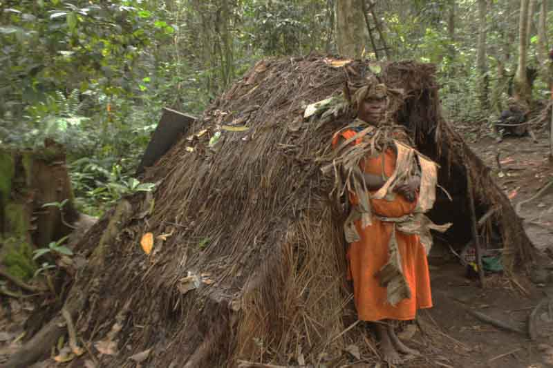 Особенности жизни племени тва