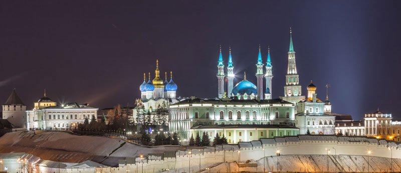 Чем привлекательна Казань