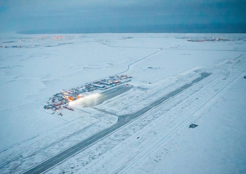 В Арктике построят новый аэропорт