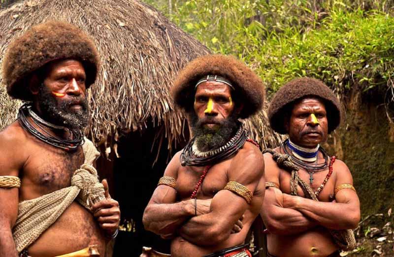 сударственный язык Папуа-Новой Гвинеи — ток-писин
