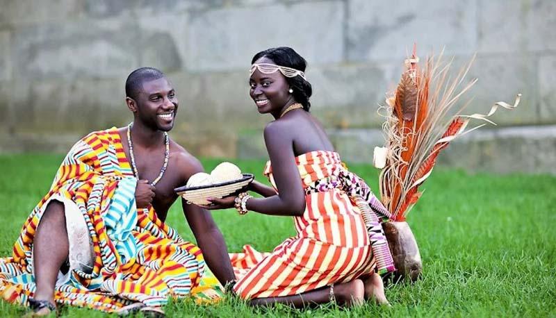 «Особые» обязанности тети невесты на свадьбе в Анколе