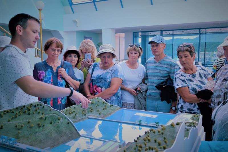 Положения программы туристического проекта