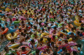 Где в Китае собирается до 10 тыс. человек одновременно